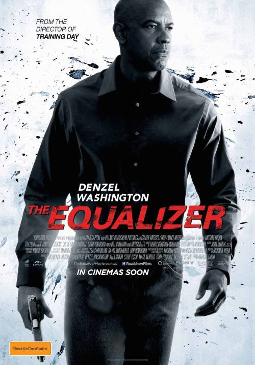 Denzel is The Equalizer - click to see more