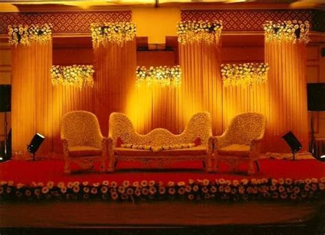 Bangalore Stage Decoration ? Design #340 wedding stage