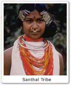 santhal-tribe