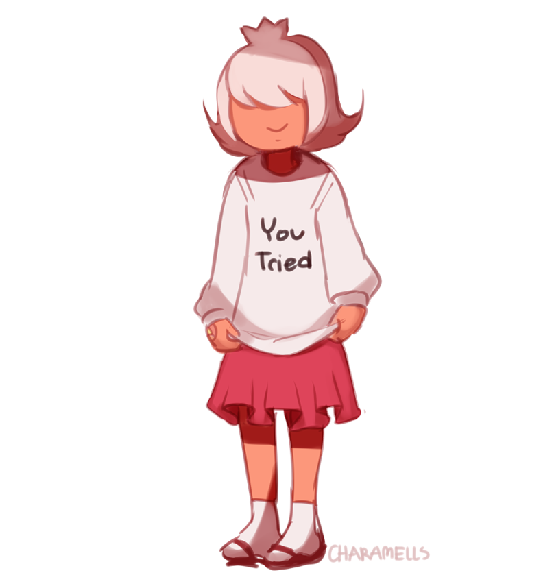 Motivational sweater