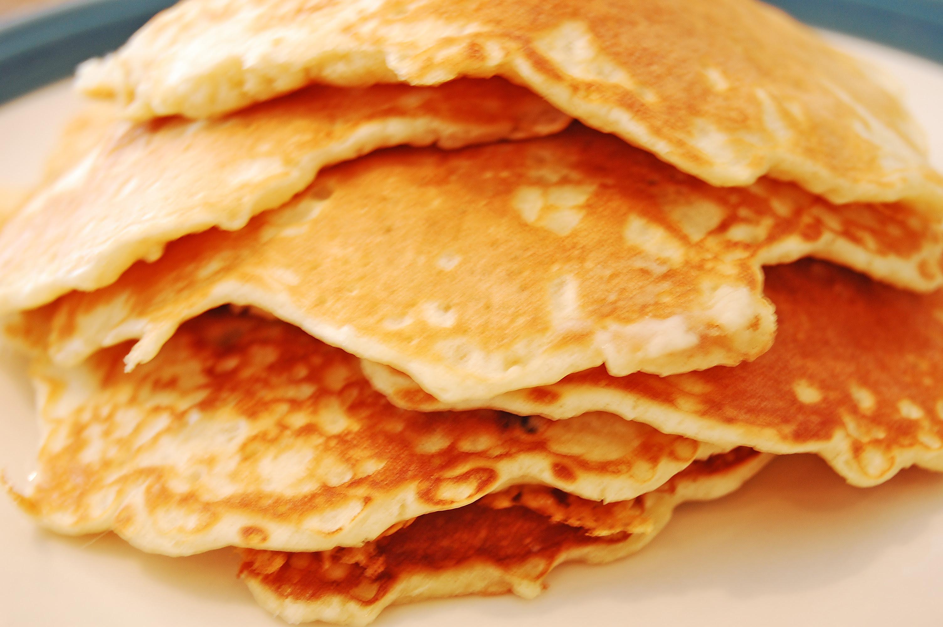 Pancakes without pancake mix hannah nairn blog what do u need to make pancakes ccuart Images