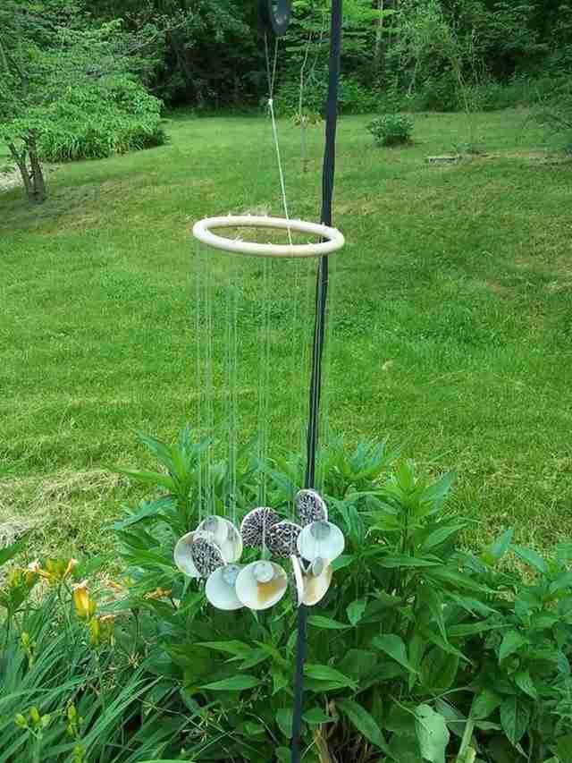 20 κατασκευές μελωδών - Wind chimes από άχρηστα υλικά