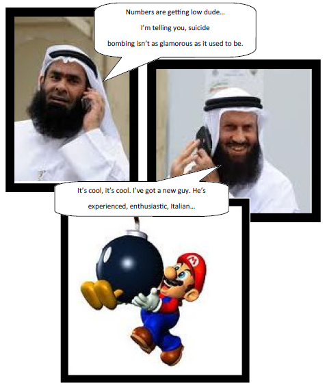 Made This To Cheer Up My Girlfriendnow I Think Im A Racist Gaming