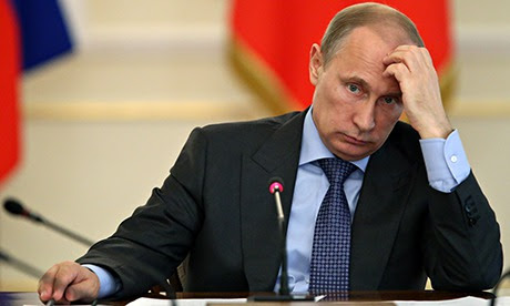 Vladimir Putin says Russia will turn to alternative markets for arms components
