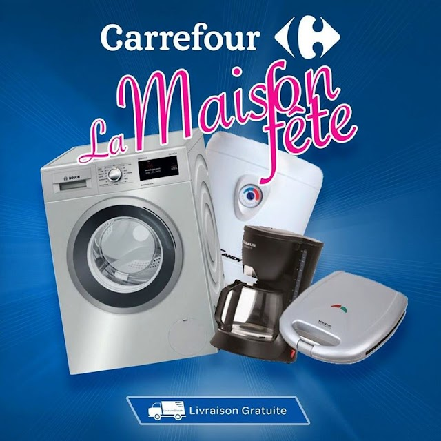 Catalogue Carrefour La maison en fête