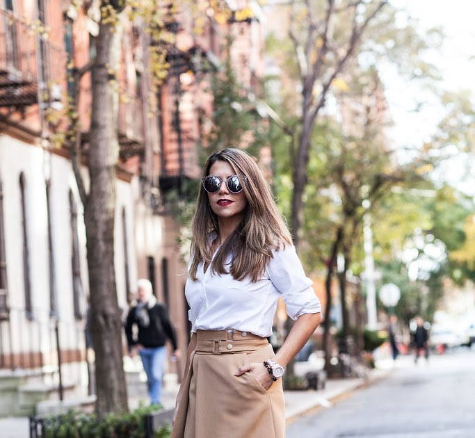 5 Ways to Wear the Skirt with the Gap