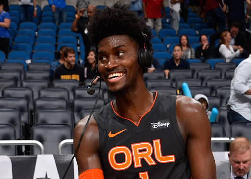 Avatar of Jonathan Isaac Participates in Online Q&A With Magic Season Ticket Holders