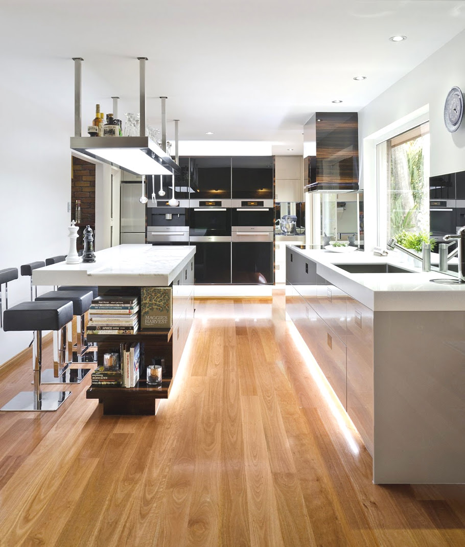 Contemporary Australian Kitchen Design « Adelto Adelto