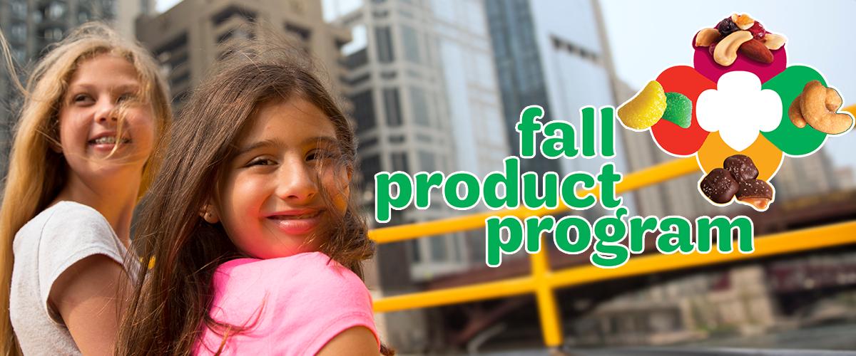 Fall Product Program