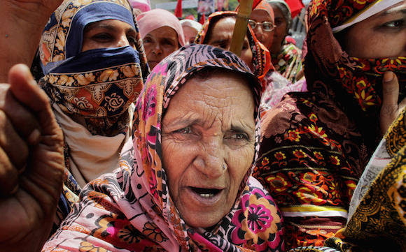 Paquistán. Foto: K.M. Chuadary/ AP