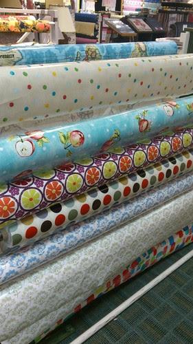 04 C & H Fabrics Shop, Brighton