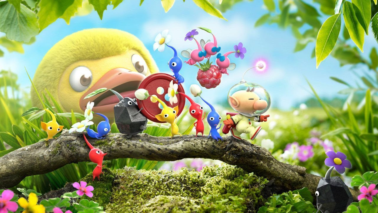 Nintendo Download: Miitopia and Hey Pikmin demos screenshot