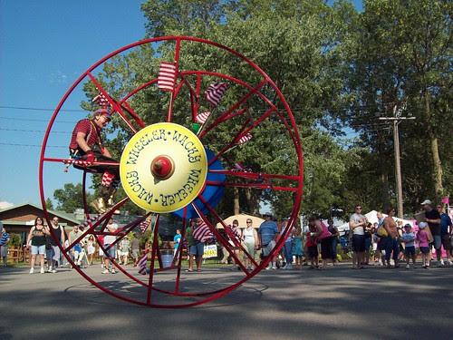 Wacky Wheel, again