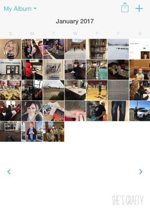 collect photo app, photo 365