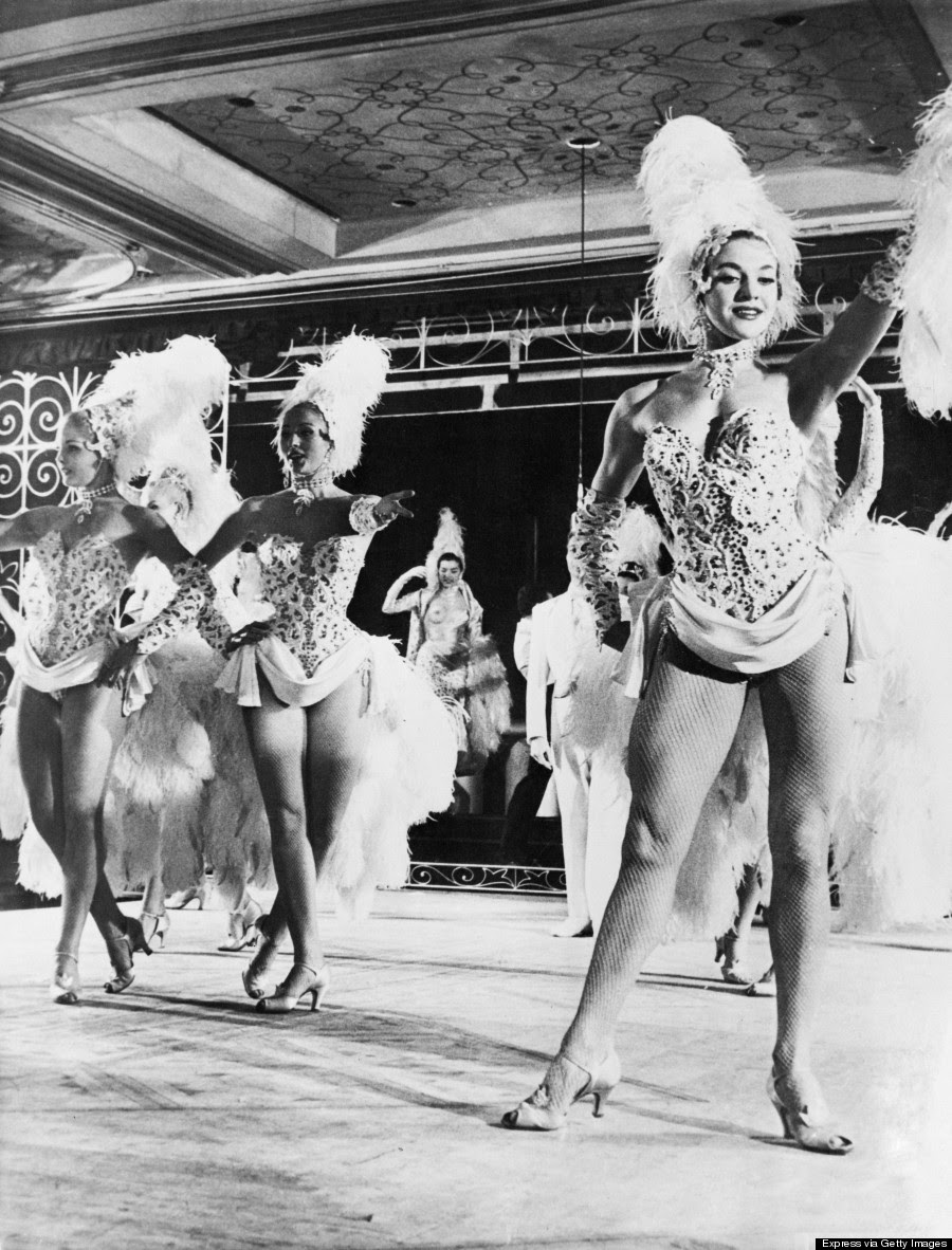 burlesque 1957