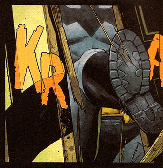 Batman #668 panel