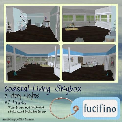 fucifino - Coastal Living Skybox