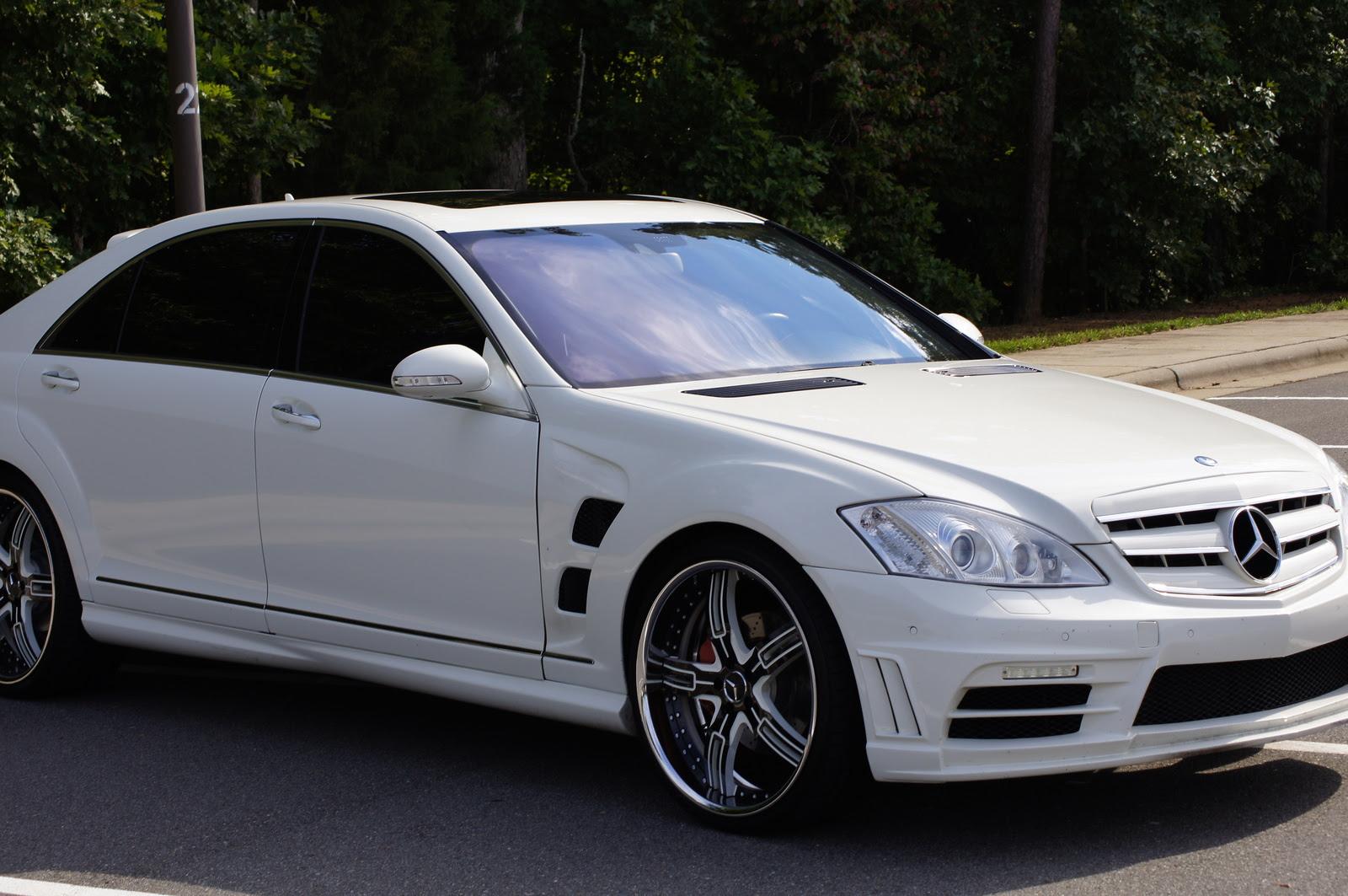 2008 Mercedes-Benz S-Class - Review - CarGurus