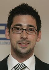 Colin Murray: You wouldn\'t hit a man wearing glasses would you?