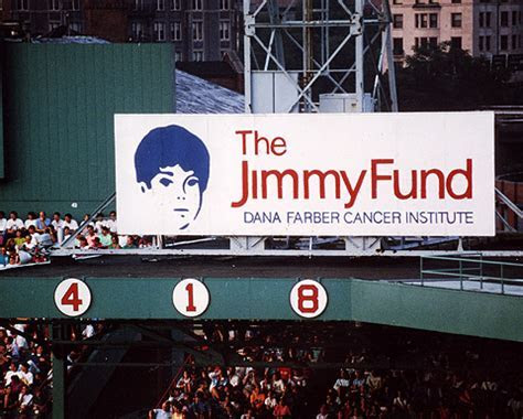 Jimmy Fund   History