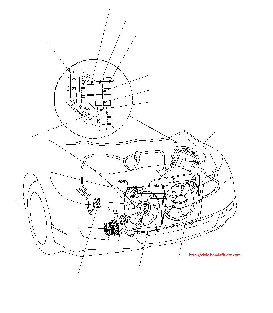 94 Honda Civic Wiring Diagram For Heat