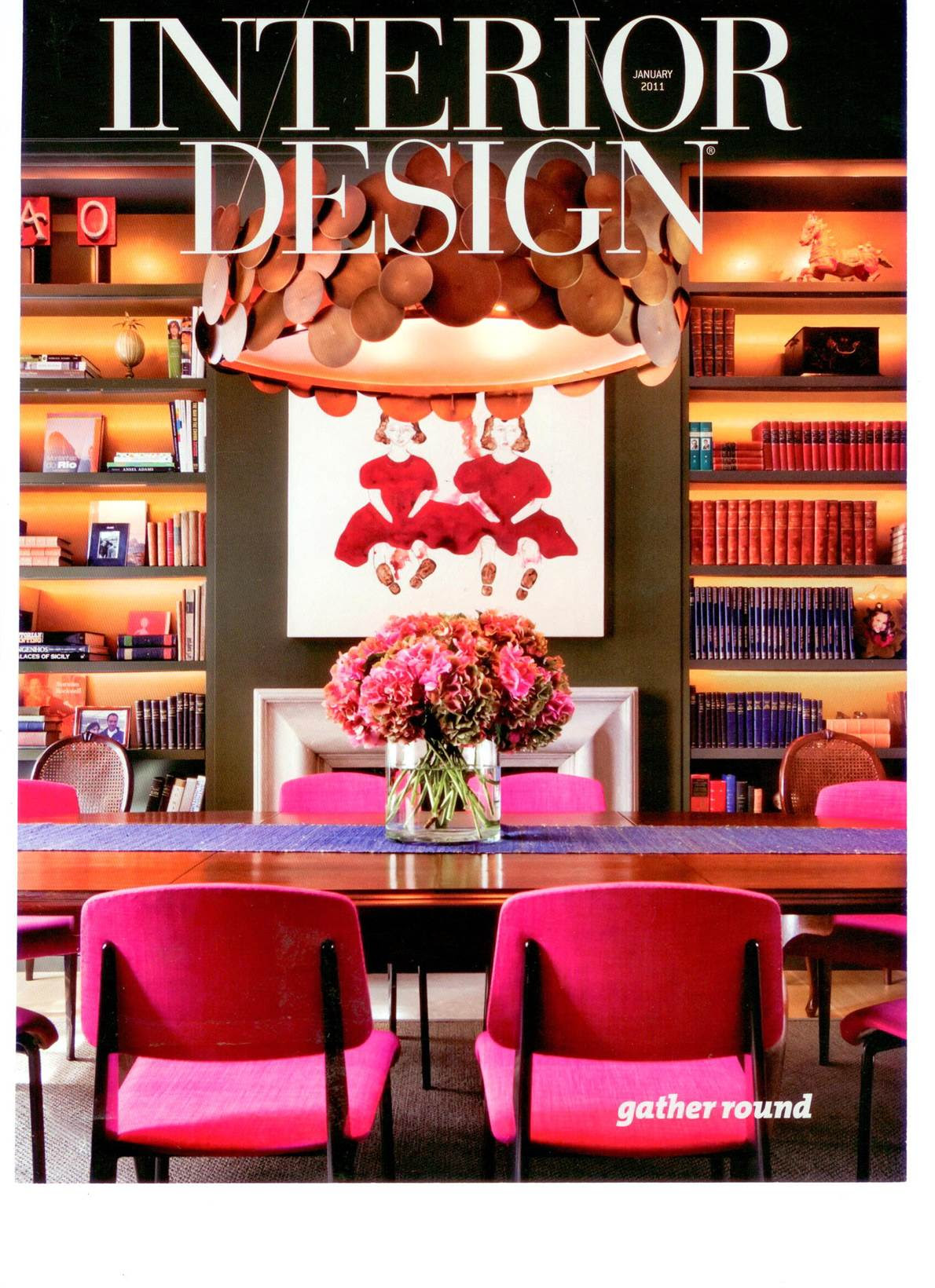 Dallas Blog | Material Girls | Dallas Interior Design » Magazines