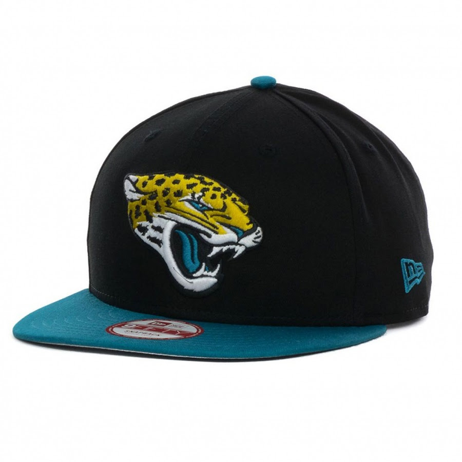 New Era Jacksonville Jaguars NFL 9Fifty Snapback Baseball Cap NFL Football Caps