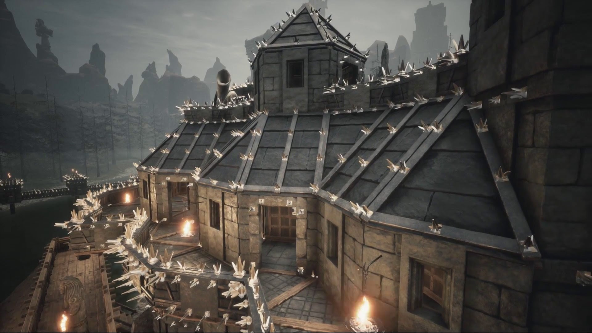Conan Exiles \u0026quot;The Frozen North\u0026quot;Trailer
