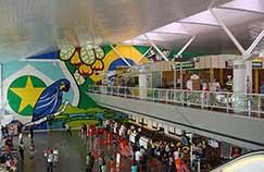 MPF teme que teto de Aeroporto Marechal Rondon desabe