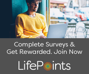 LifePoints Earn Money Everyday| Earn from home