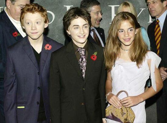 """Οι ηθοποιοί του """"Harry potter"""" τότε και τώρα (7)"""