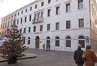 La sede della Banca d'Italia di Treviso (archivio)