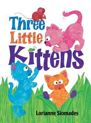 Cover Art for Three little kittens