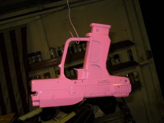 pink pistol prototype