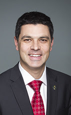 Photo - Serge Cormier - Click to open the Member of Parliament profile