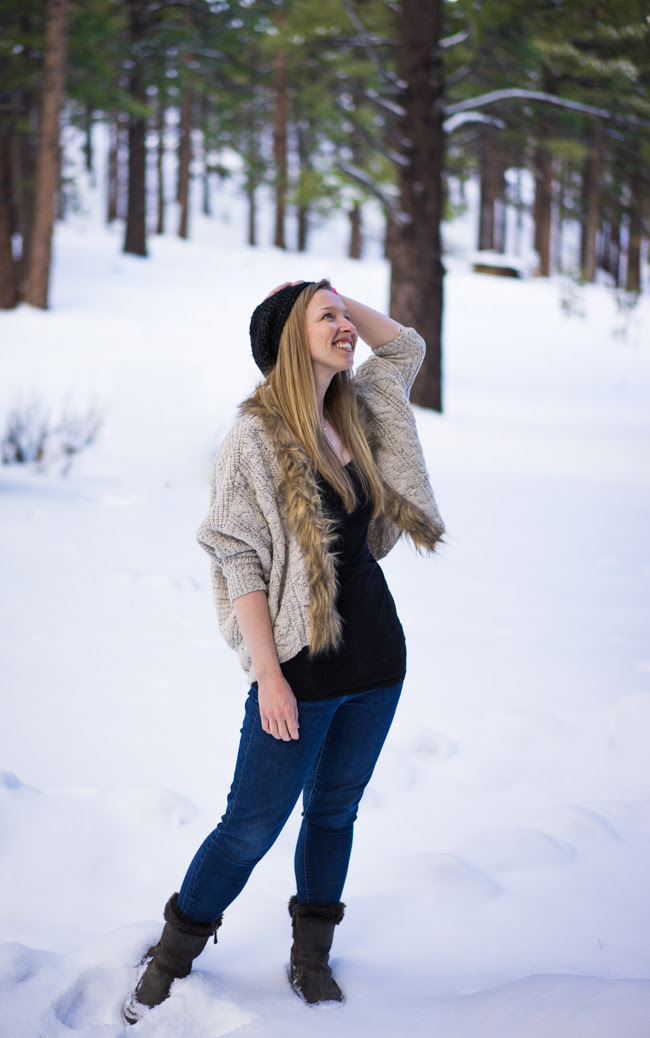 sierra snow outfit