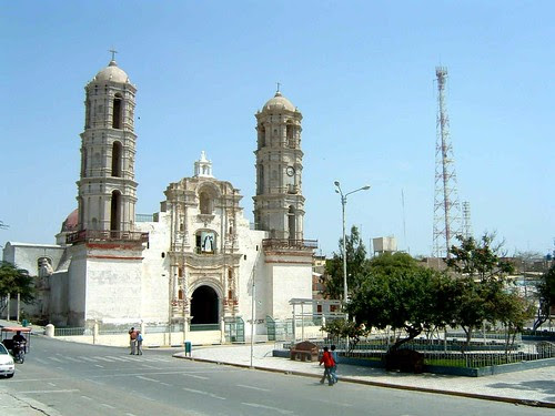 Iglesia Colonial de Sechura (Piura)