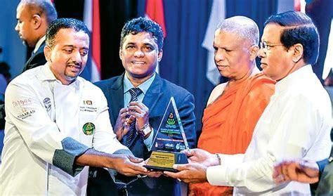Olympic Winner Chef Dimuthu Kumarasinghe   the life story