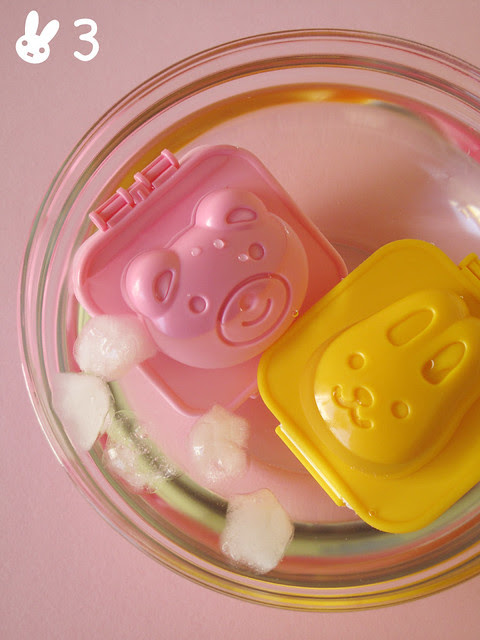 How to use an egg mold 3