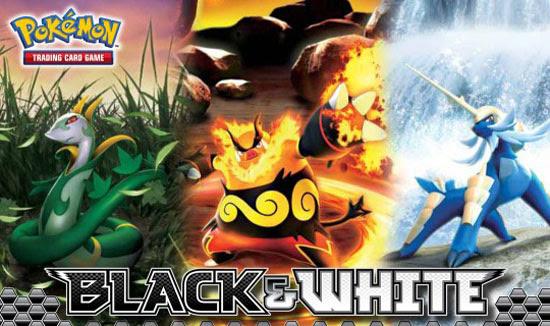 Resultado de imagem para Black & White tcg