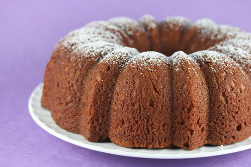 Dulce de Leche Bundt - I Like Big Bundts