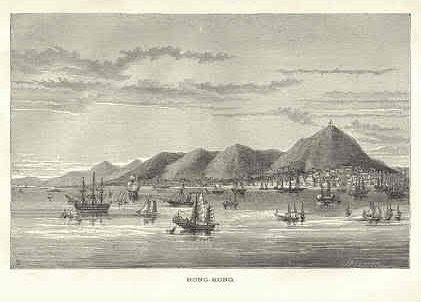 Hong Kong 1873 Nguồn ảnh: OntheNet