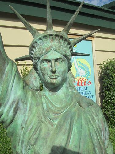 Restaurant Statue of Liberty
