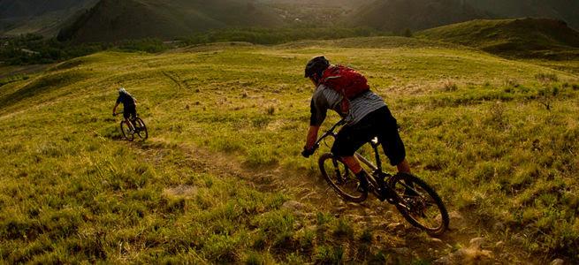 tours da Ciciano in Mountainbike