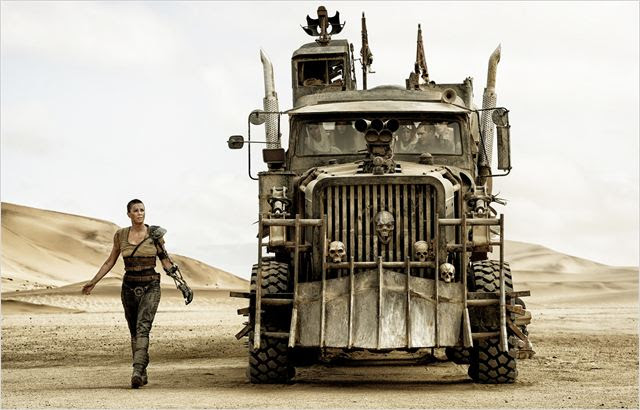 Mad Max: Estrada da Fúria : Foto Charlize Theron, Nicholas Hoult, Riley Keough, Tom Hardy, Zoë Kravitz