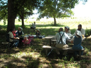 Blackberry Farm Picnic Area