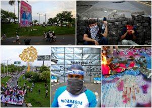 Νικαράγουα και Βενεζουέλα: στο ίδιο έργο θεατές