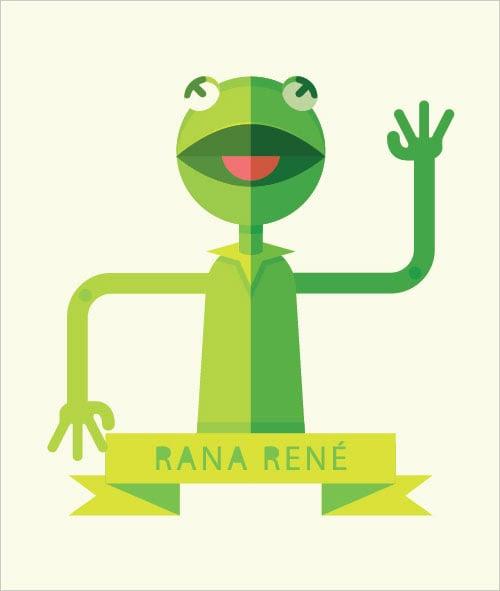 Frog-Illustration-tutorial