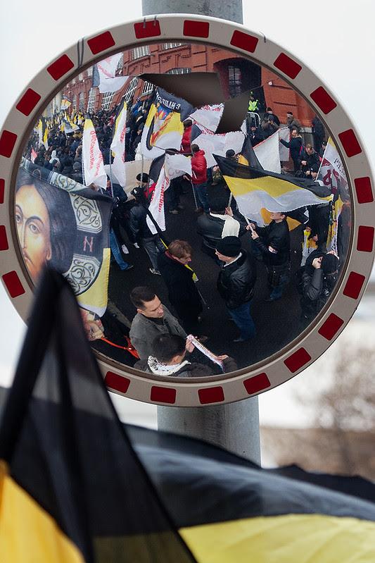 Русский марш 2012. Фотографии