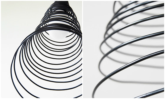 Bonzai shades monsterscircus DIY project: Wire lamp shade